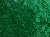 Crushed Upholstery Velvet Green 150cm By the Yard