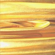 Gold Metallic Lycra Stretch Dress Fabric - per metre Authorised OEM Distributor PRESTIGE FASHION UK LTD