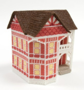 Coral House Plastic Canvas Kit