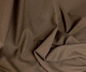 Light Brown Wool Fabric 150cm Wide By the Yard