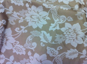 Tan Beige Upholstery Drapery Fabric 280cm Wide By the Yard