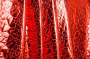 Pattern/abstract Metallic Hologram Red/red Fabric 150cm Wide By the Yard