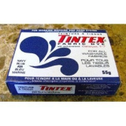 LOT OF 1 TINTEX BRAND NAVY BLUE FABRIC DYE #25 NEW