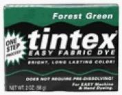Tintex Powder, Easy Fabric Dye, #14 Forest Green - 60ml