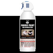 Simply Spray Upholstery Fabric Spray Paint 240ml Can - MIDNIGHT BLACK