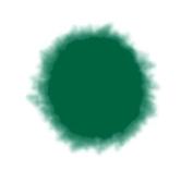 Sew Easy Industries Tumble-Dye Bottle, 0.9l, Jade