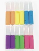 Dozen Neon Fabric Paint Pens
