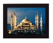 Blue Mosque, Istanbul,Turkey. Overall frame size 20cm x 15cm . Ideal for most gifting occassions.