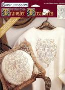 Daisy Kingdom Transfer Treasures #12303 Filagree Cherub