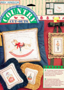 Daisy Kingdom No Sew Country Cut-Outs Applique ~ Rocking Horse