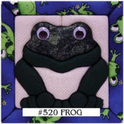 Quilt Magic 15cm by 15cm Kit, Frog