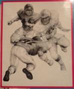 Football - Preshaded Mini Fashion Iron-On Transfers - 20cm X 28cm Sheet (Dizzle Art) #54041
