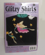 Holiday Glitzy Shirts Iron On Applique Kit