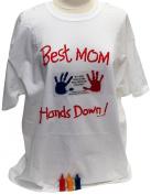 Handy Tees Mom T-shirt, Small