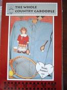 Tennis Anyone. APPLIQUE PATTERN #147