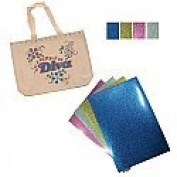 Pazzles Inspiration Glitter Iron On Assorted Pack