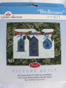 The Quilt Collection 'Birdhouse Quilt Kit' Complete