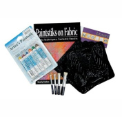 Shiva Paintstik On Fabric Starter Kit