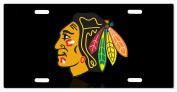Chicago Blackhawks v2 Vanity Licence Plate 3102mss