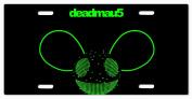 Deadmau5 v1 Vanity Licence Plate 3102mss