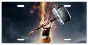 Thor The Dark World v1 Vanity Licence Plate 3102mss