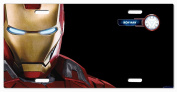 The Avengers - Iron-man Vanity Licence Plate 3102mss