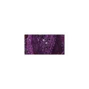 Red Heart Boutique Sashay Sequins Yarn Concord Purple Ruffle Scarf Yarn