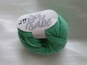 Babe - 11 Mid-Colour Green Lot #10A