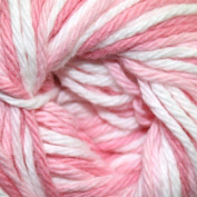 Lily Sugar 'n Cream Yarn Ombre (00144) Strawberry By The Each