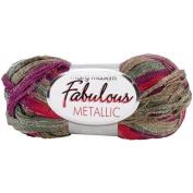 Fabulous Metallic Yarn-Berry Mix