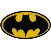 2012 the Dark Knight Rises Batman Movie Super Hero Iron Patch