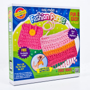 Colorbok Easy Crochet Fashion Purses