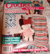 Crochet World Magazine - October 2000