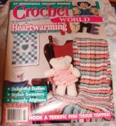 Crochet World Magazine - October 2000