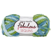 Fabulous Sequins Yarn-Rain Forest