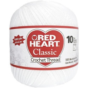 Red Heart Classic Crochet Thread