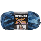 Twist 'n Twirl Yarn-Blueberry Twirl