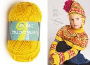 50g50ml Superwash Wool Sportsgarn Double Knitting Yarn By Viking Garn #145