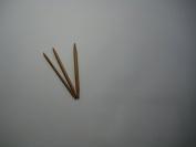 Set of 3 Cable stitch Needles Bamboo BrilliantKnitting