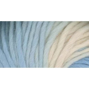 Lighthouse Waves Yarn - Blue/Beige