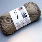 Catania 100% cotton Taupe #254