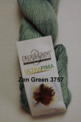 Ultra Pima Cotton Yarn - #3757 Zen Green By Cascade Yarns