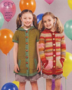 Classic Elite Pattern Book 9197 Liberty Wool Kids