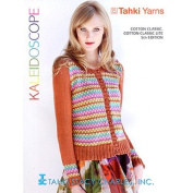 Tahki Kaleidoscope Knitting Pattern Book