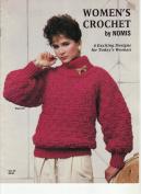 WOMEN's CROCHET by NOMIS Vol. 35