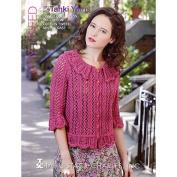 Tahki City Tweed Knitting Pattern Book