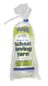 Trait-tex 3-Ply Roving Yarn Skein, White, 150 Yards