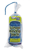 Trait-tex 3-Ply School Roving Yarn Skein, Dark Blue, 150 Yards