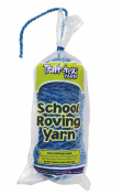 Trait-tex 3-Ply School Roving Yarn Skein, Dark Blue, 150 Yards