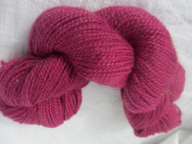 Louisa Harding Orielle Baby Alpaca with Metallic Strips Yarn Colour 24 Cerise